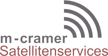 m-cramer Satellitenservices-Logo